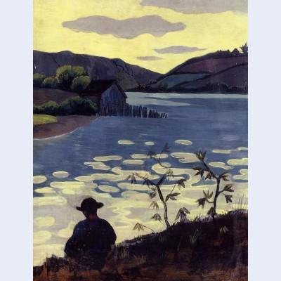 Fisherman on the laita