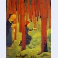 The incantation the holy wood