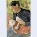 Breastfeeding mother of paula modersohn becker