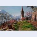 Landscape painting 08
