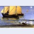 Fishing boats 1884
