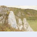 The cliffs at the lesse