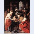 Adoration of the magi 1629