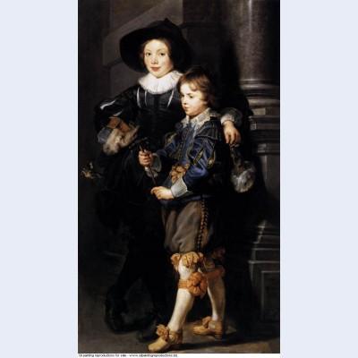 Albert and nicolaas rubens 1627