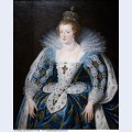 Anna of austria queen of france mother of king louis xiv 1625