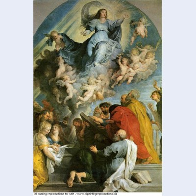 Assumption of virgin 1