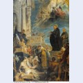 Miracle of st francis 1618