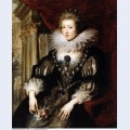 Portrait of anne of austria 1622