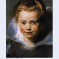 Portrait of clara serena rubens