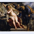 Susanna and the elders 1610