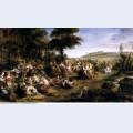 The kermesse 1638