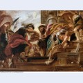 The meeting of abraham and melchisedek 1621