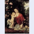 Virgin and child 1625
