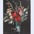 Sword lillies