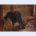 Portrait of francis edward james