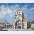 The church at montreuil