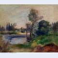 Banks of the river 1906