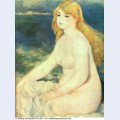 Blond bather 1881