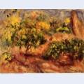 Cagnes landscape 1919
