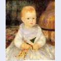 Child with punch doll 1875