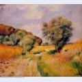 Fields of wheat 1885
