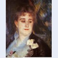 First portrait of madame georges charpeitier 1877