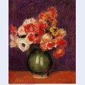 Flowers in a vase 1901