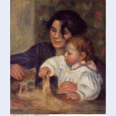 Gabrielle and jean 1895