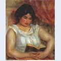 Gabrielle reading 1906