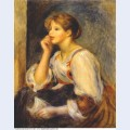 Girl with a letter 1894