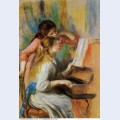 Girls at the piano 1892 1