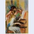 Girls at the piano 1892 1