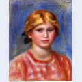 Head of a young girl 1905