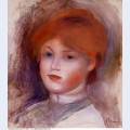 Head of a young woman 1893