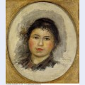 Head of a young woman 1902