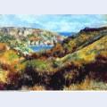 Hills around moulin huet bay 1883