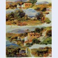 Houses at cagnes 1905 1