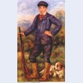 Jean renoir as a hunter 1910