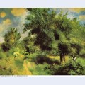 Orchard at louveciennes the english pear tree 1875