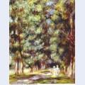 Path through the undergrowth 1910