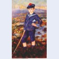 Sailor boy portrait of robert nunes 1883