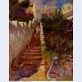 Steps in algiers