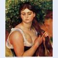 The braid suzanne valadon 1886