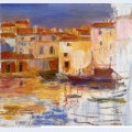 The port of martigues 1888