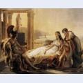 Aeneas tells dido the misfortunes of the trojan city