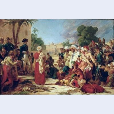 Bonaparte in cairo