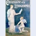 Chromolithograph poster