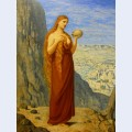 Mary magdalene in the desert 2