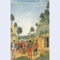 Saint bernardino releases a prisoner