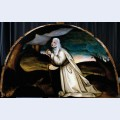 Saint catherine receives the stigmata